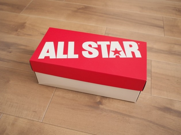日本製 コンバース BOX