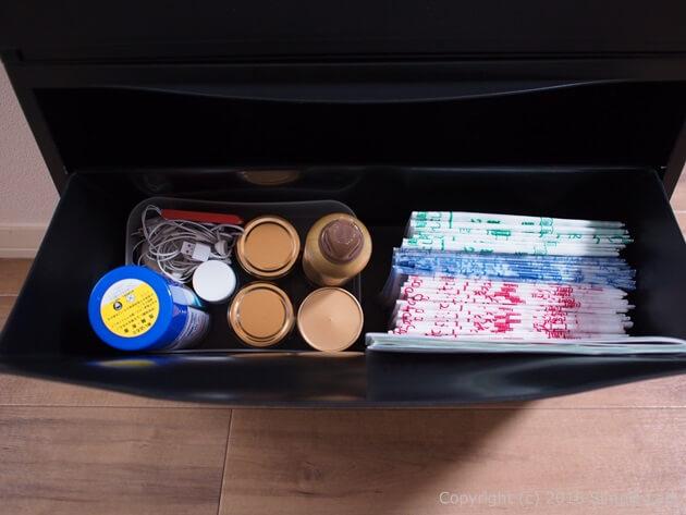 ごみ袋 保管方法 収納 資源ごみ