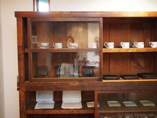 GALLERY.BOOK.CAFE DEN 三島 カフェ 器 販売