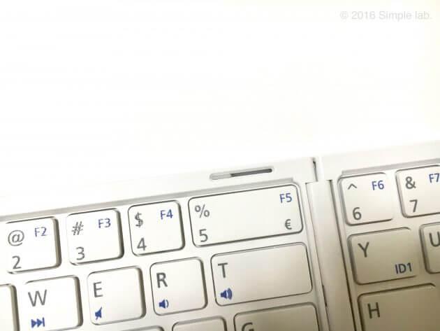 ペリックス ワイヤレスキーボード Bluetooth