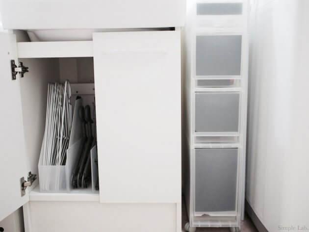 洗面所 洗面所下収納 無印 洗濯用品 ピンチハンガー アルミハンガー プラスマイナスゼロ カインズ 無印 ファイルケース PPストッカー
