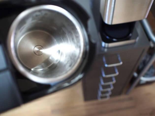 muji 無印 無印良品 豆から挽けるコーヒーメーカー 全自動コーヒーメーカー ステンレス ブラック シンプル 使い方