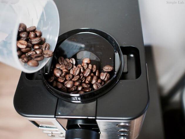 muji 無印 無印良品 豆から挽けるコーヒーメーカー 全自動コーヒーメーカー ステンレス ブラック シンプル ガイアの夜明け コーヒー豆