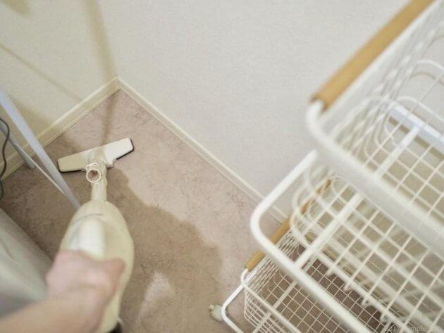 tosca トスカ ランドリーワゴン インテリア 洗面所 マキタ 掃除機
